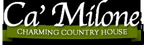 Logo Ca' Milone